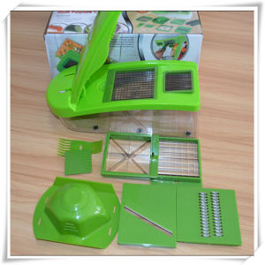 Vegetable Multi-Function Shredder for Fruit Slicer (VK14032) pictures & photos