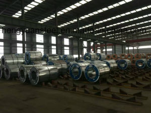 Packed S350gd+Az80 Galvalume Steel Coil Gl Alu Zinc Steel Strip pictures & photos