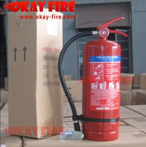 5kg Drypowder Fire Extinguisher (Foot Ring) , ISO Standard