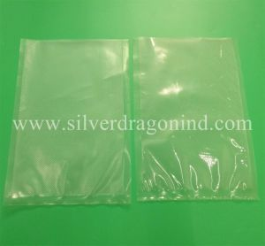 Textured/Embossed Vacuum Bags with Air Channel for Food Packing pictures & photos