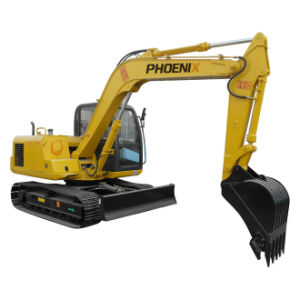 China Best 4tons Mini Excavator with Japan Yanmar Engine CE Certificate Similar Bobcat pictures & photos