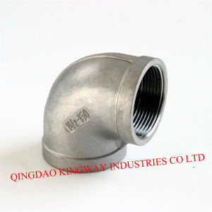 Stainless Steel 90 Elbow (LB 90)