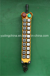 Transmitter and Receiver Industrial Crane Heavy Duty Remote Control pictures & photos