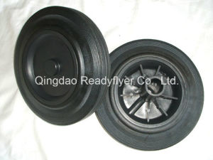 200mm Wheelie Bin Wheel pictures & photos