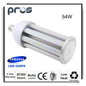 100-300V Retrofit LED Corn Bulb Light 54W Samsung LED Corncob pictures & photos