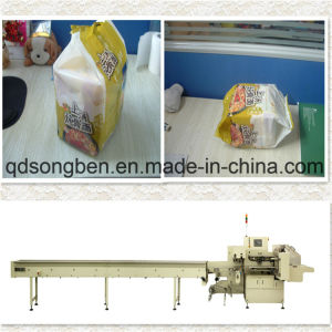Pizza Packaging Machine with Feeder pictures & photos