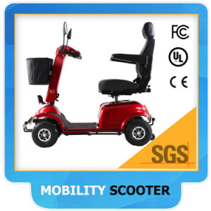 Cheap Price 4 Wheel Disabled Electric Elderly Mobility Scooter pictures & photos