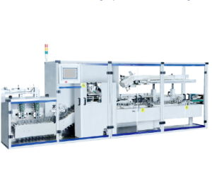 High Speed Automatic Cartoning Machine Bhd350