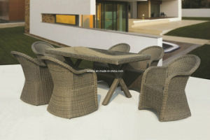 High End Home and Outdoor Wicker Garden Rattan Chair pictures & photos