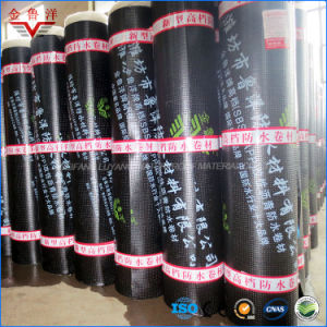 Sbs Modified Bitumen Root Resistant Waterproof Membrane with Chemical Root Growth Inhibitor