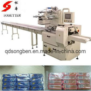 Multi Soaps Packing Machine with Feeder pictures & photos