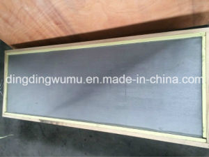High Purity Molybdenum Sheet for Sapphire Crystal Vacuum Furnace pictures & photos