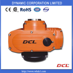 China Explosion Proof Actuator Valve Control System