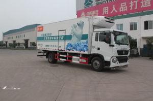 Refrigerator Truck 4X2, 16 Ton