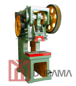 Drj21 Mechanical Deep Throat Power Press / Punching Machine pictures & photos