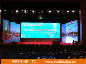 Indoor Outdoor Rental Stage Background Eventfixed Install LED Video Display Screen/Panel/Sign/Wall pictures & photos