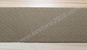 High Quality Cotton Webbing Strap for Belt#1312-25A pictures & photos