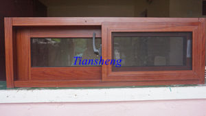 Cheap Price Aluminum Sliding Window with Flyscreen pictures & photos