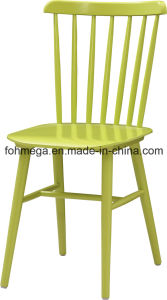 Multicolor Wood Cafe Chair for Dining (FOH-BCA81) pictures & photos