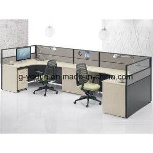High Quality Computer Desk Workstation Office Furniture pictures & photos