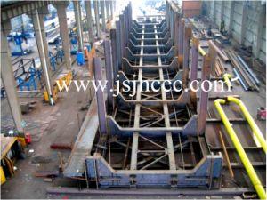 64m Steel Truss Girder Railway Bridge pictures & photos
