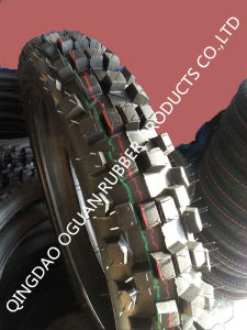 High Quality Non Slip off Road Motorcycle Tyre pictures & photos