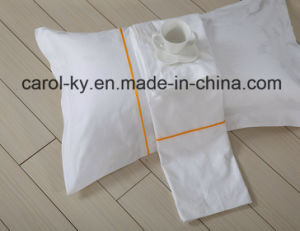 Cotton Luxury Comfort Soft Hotel Pillow Case pictures & photos