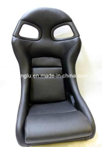 Black Racing Car Seats for Porsche Gt3 with FRP/Carbon Fiber (HL-118) pictures & photos