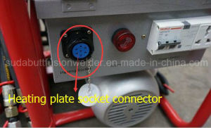 Sud 160h HDPE Hot Plate Machine pictures & photos
