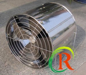 RS Series Air Circulation Exhaust Fan with Ce Certification and Stainless Steel Frame for Greenhouse