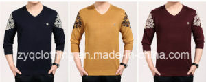 Wholesale Wool Sweater for Men pictures & photos