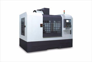 4 Axis CNC Milling Machine Vmc850 with Rotary Table pictures & photos