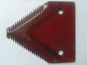 Harvester Spare Parts Knife Section for Combine Harvester (JD, NH, CLAAS...)