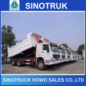 Sinotruk HOWO 6X4 Heavy Duty Dumper Tipper Truck for Sale pictures & photos