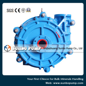 High Head Pressure Heavy Duty Centrifugal Slurry Pump 100hhs Type pictures & photos