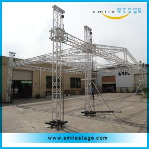 Wholesale Bolt Spigot Aluminum Stage Truss for Hanging LED Light Video pictures & photos