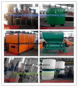 WPC PVC Crust Foam Board Extrusion Machinery pictures & photos