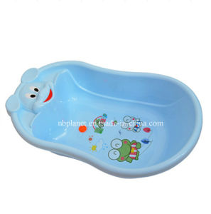 Hot Sell Colorful Plastic Baby Bath Tub pictures & photos