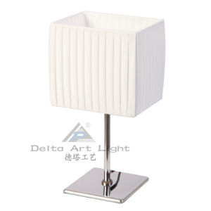 Decorative Mini Table Light with Metal Base for Bedroom (C5003008) pictures & photos