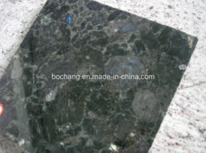 Labradorite Volga Blue Granite for Tile Slab Countertop pictures & photos