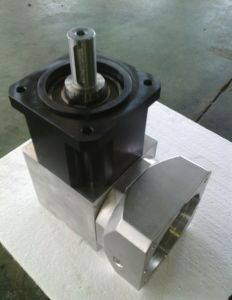 china right angle gearbox for nema34 stepper motor china