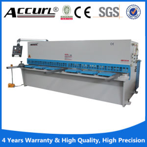 QC12y Heavy Series Plate Cutting Machine QC12y-30X2500 pictures & photos