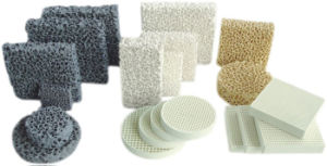 Ceramic Foam Filter for Casting Foundry Industry pictures & photos