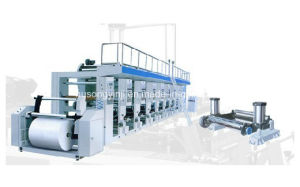 Gravure Printing Machine for Film and Paper pictures & photos