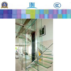 Laminated Glass Panels, Building Stained Glass for Shelves pictures & photos