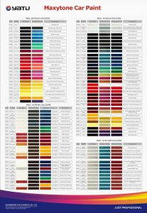 Auto Paint, Car Paint: Max-C100 White pictures & photos