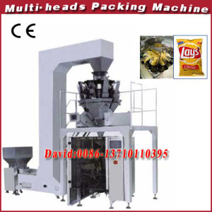 Fully Automatic 1kg 2kg 3kg 5kg Rice Packaging Machine pictures & photos