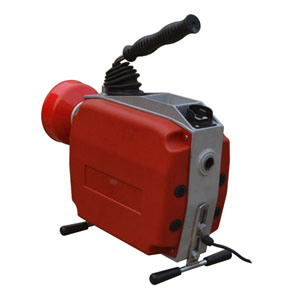 Sectional Drain Cleaning Machine