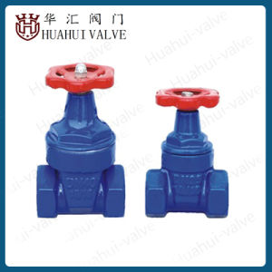 Bsp Thread Ductile Cast Iron Gate Valve