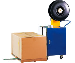 CE Approved Semi-Automatic Strapping Machine (D56) pictures & photos